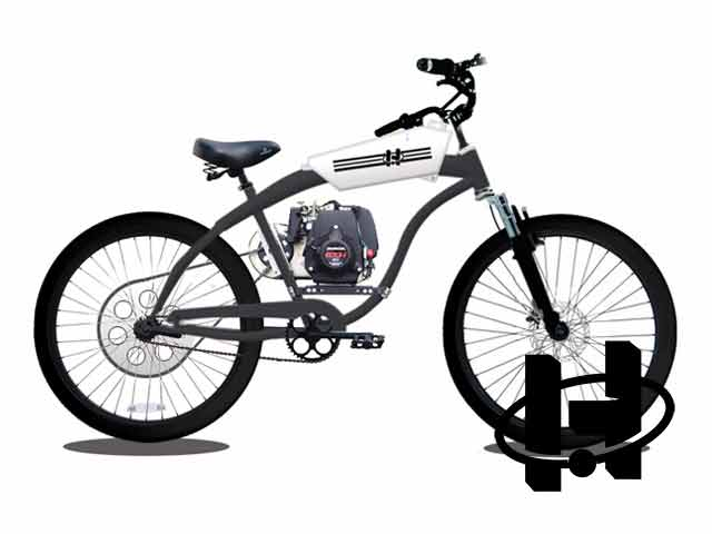 Supernatural Motorized Bicycle